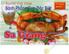 Beignet De Crabe Sa Giang 200G Vietnam - Produit