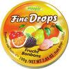 Fine drops - Produit