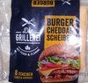 Burger Cheddar Scheiben - Produit