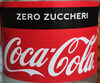 Coca cola zero - Prodotto