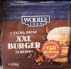 XXL Burger Scheiben - Produkt