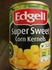 Super sweet Corn kernels - Product