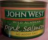 Wild Alaskan Pink Salmon - Produit