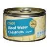Coles Water Chestnuts - Product
