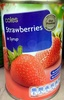 Strawberries in Syrup - Product