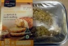 Australian Boneless Chicken with Apricot & Herb Stuffing - Product