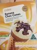 Banana Choc Cones - Product