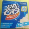 Up & Go Vanilla Ice flavour - Product
