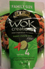 Wok Creations - Sweet Chilli & Lime - Produit