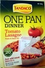 One Pan Dinner - Tomato Lasagne Pasta & Sauce Mix - Product