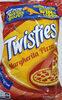 Twisties Margherita Pizza - Product