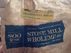 Traditional Bread Stone Mill Wholemeal - Product