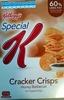 Special K Cracker Crisps Honey Barbeque - Product