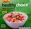 Healthy Choice Thai Red Curry - Product