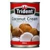 Trident Premium Coconut Cream - Product