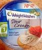 Sour Cream Extra Light - Produit