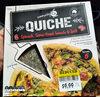 Quiche - Spinach, Semi Dried Tomato & Leek - Product