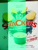 Peckish Rice Snackers Sour Cream + Chives - Product