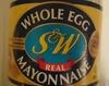 Whole Egg Real Mayonaise - Product