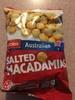 Coles Australian Salted Macadamias - Product