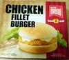 Chicken fillet burger - Product