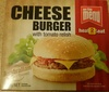 Cheese burger with tomato relish - Product