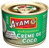 Crème de coco Ayam™ - Produit