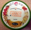 Spiced Roasted Carrot & Turmeric Dip - Product