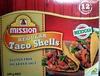 Regular Taco Shells - Produit