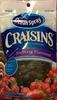 Craisins - Blueberry Flavoured - Produit