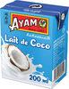 Lait de Coco 200 ml AYAM - Produkt