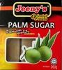 Jeenys Palm Sugar - Produit
