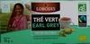 Thé vert Earl grey - Product